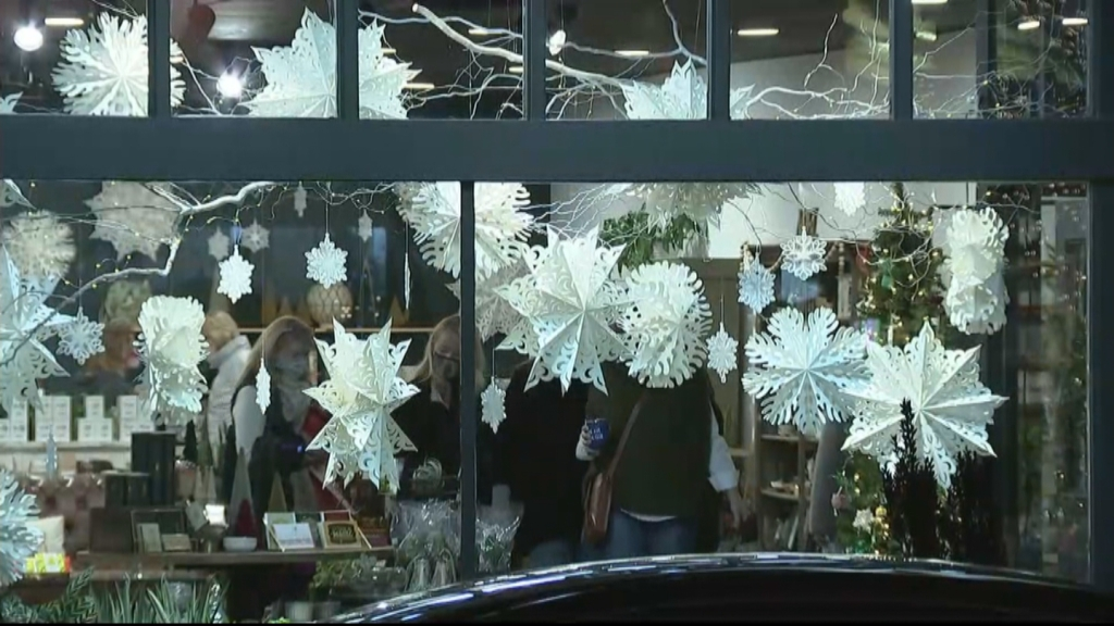 COVID Didn't Keep Shoppers Away In South Jersey On Black Friday, Which Small Business Owners Hope Continues Saturday
