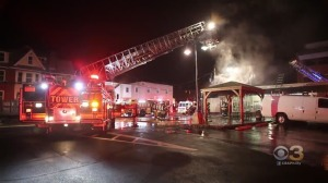 Fire Breaks Out At Laundromat In Media