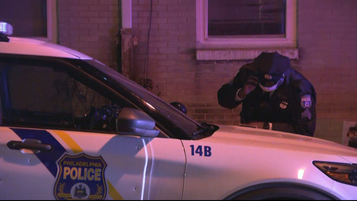 Police: Two Children Hospitalized After Christmas Night Shooting In East Germantown
