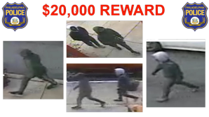 WATCH: Police Release Video Of 2 Suspects Wanted In Deadly Shooting In West Philadelphia