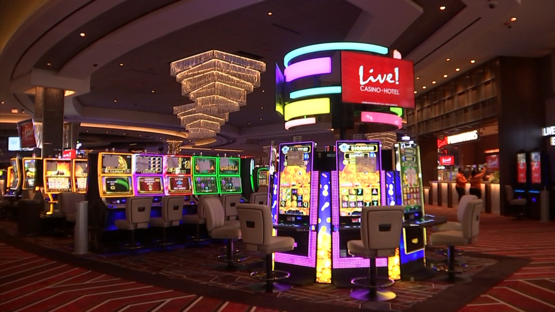 'A Long Time Coming,' Live! Casino And Hotel Set To Open Its Door In South Philadelphia Amid Pandemic – CBS Philly