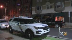 Woman Shot In Center City Apartment