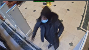 Image of Macy's sexual assault suspect from Feb 21st - Philadelphia Police