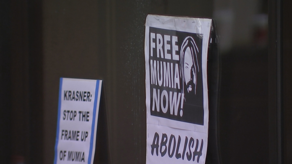 Supporters Say Mumia Abu-Jamal Has COVID-19, Demand His Release From Prison At Center City Rally