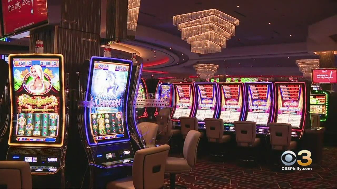 Live Casino Hotel In South Philadelphia Opens To General Public Thursday Cbs Philly