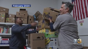 Larry Abrams -Brotherly Love: South Jersey Man Continuing Mission Of Collecting Books For Classrooms Despite Pandemic