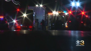 At Least 1 Killed In Crash Involving Tractor-Trailer In Franklin Township