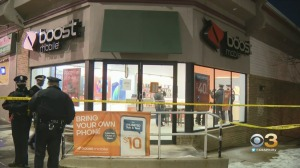 Employee Shot During Robbery At Roxborough Boost Mobile Store