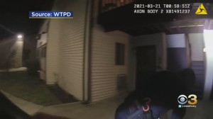 WATCH: Winslow Township Police Rescue Woman From Burning Apartment In Sicklerville