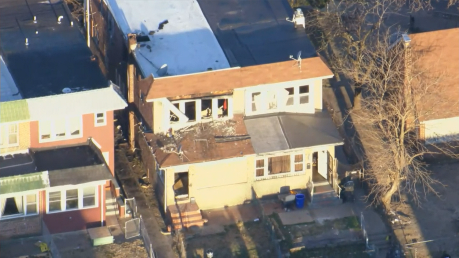 Multiple Injuries Reported Following Camden House Fire