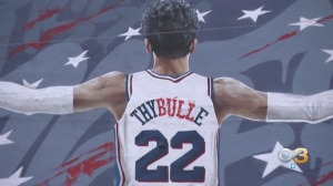 Sixers' Matisse Thybulle Receives Special Birthday Mural In Fishtown