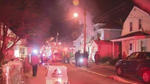 At Least 2 Children Seriously Injured After Fire Guts Duplex In Paulsboro, New Jersey