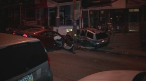 Woman Rushed To Hospital After Two-Vehicle Crash In Germantown