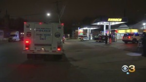 Man Shot Multiple Times, Killed Outside Gas Station In Kensington