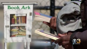 Brotherly Love: Children In Camden Once Again Able To Grab Book Via Angel's Book Ark Project