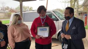 Delaware County Student Jesse Scholtz Honored For Standing Up To Bullying