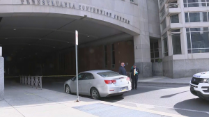 Philadelphia Police: Man Found Dead In Front Of Pennsylvania Convention Center