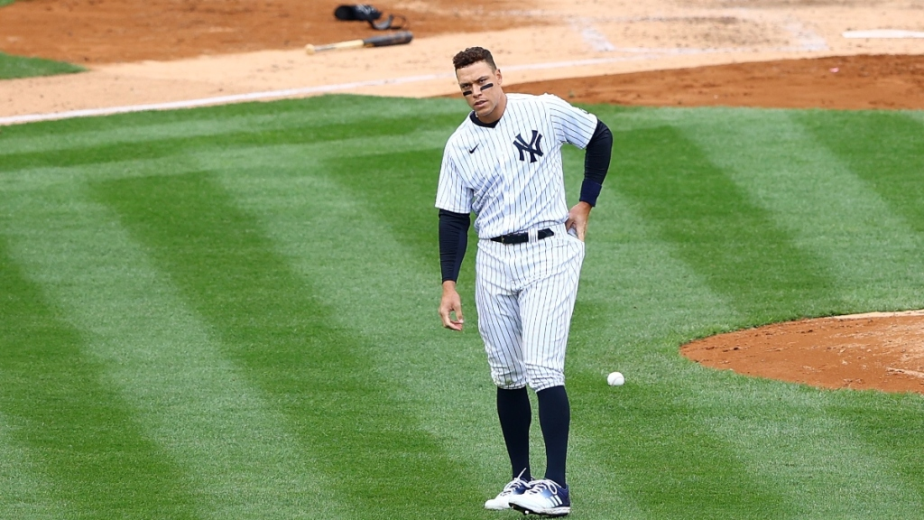 Baseball Report: Yankees Not Looking Like Much Of A Contender