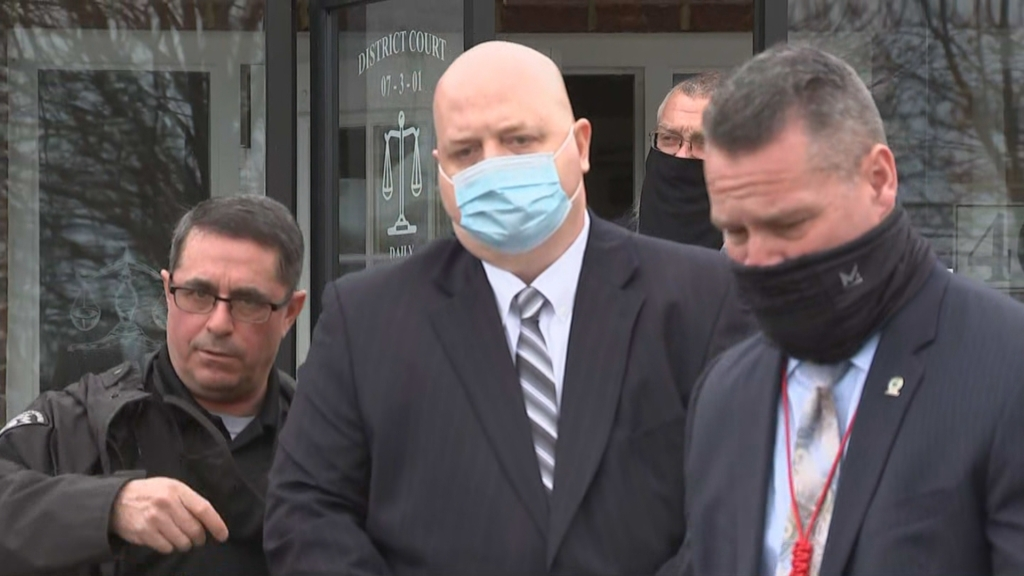 Prosecutors Say Former Warminster Township Police Officer James Carey May Have Sexually Abused More Victims, Sees Bail Increased