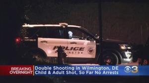 Child, Adult Injured In Wilmington Double Shooting