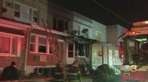 House Fire In Southwest Philadelphia Leaves Man Seriously Injured