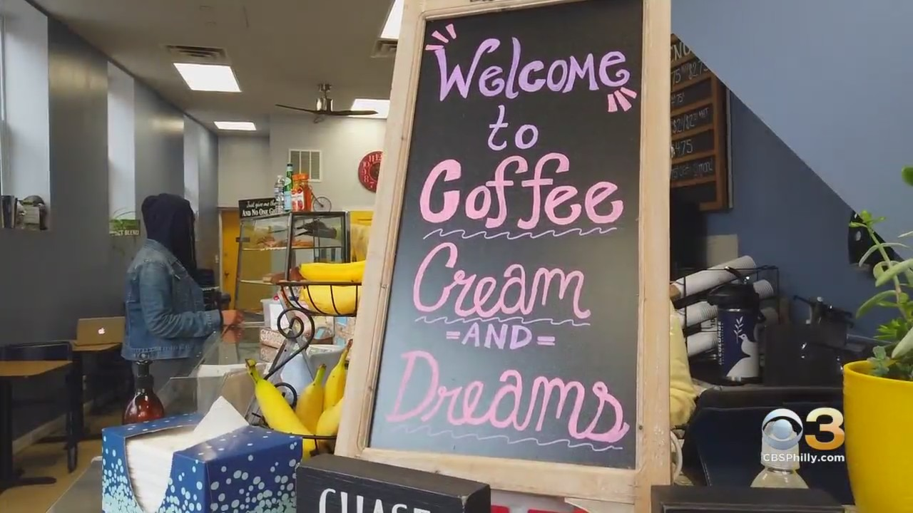 Open For Business: Coffee Cream And Dreams Pouring Happiness For Fairmount Community