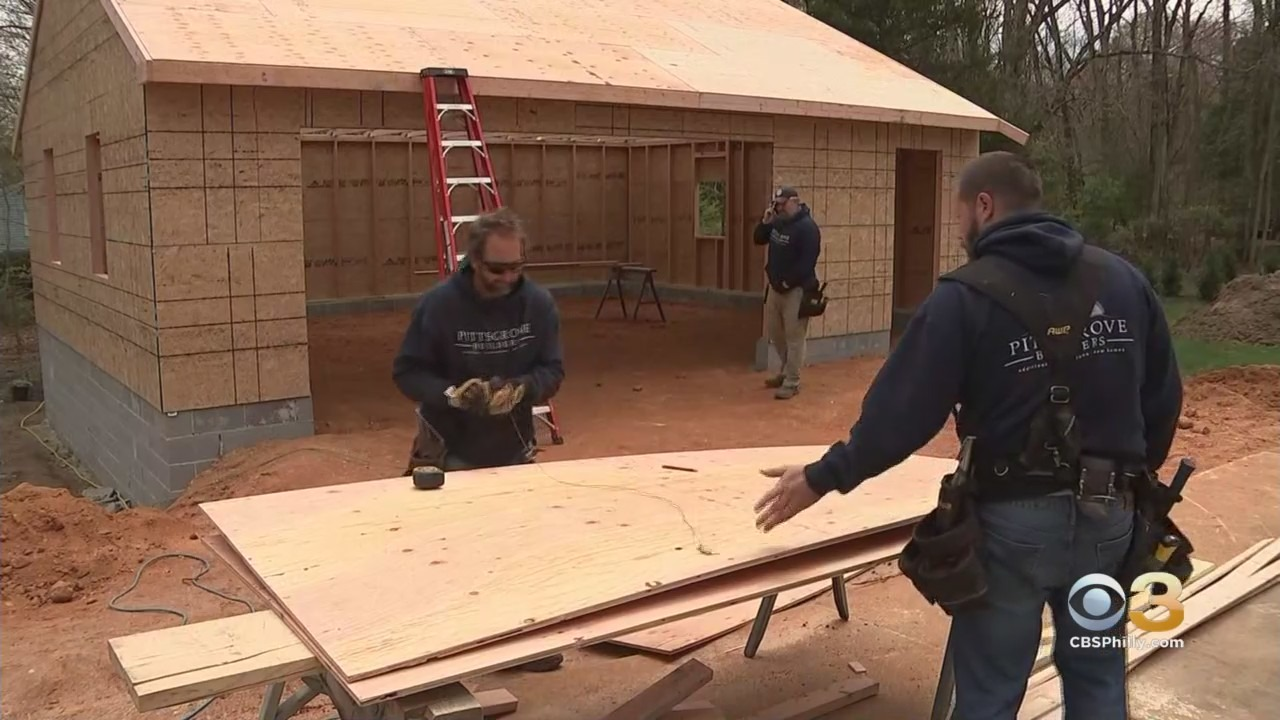 'A Perfect Storm' Leading To Record-High Lumber Prices, Driving Up Cost Of Homes, Improvement Projects