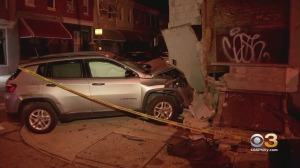 Police: Possible Road Rage Causes Crash, Fight In North Philadelphia