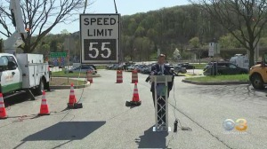 Variable Speed Limit, Queue Warning Signs Now Active On Schuylkill Expressway