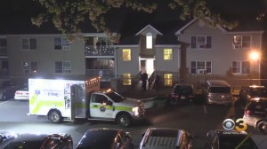 Shooting At Apartment Complex Leaves 2 People Dead, 1 Injured In Easton