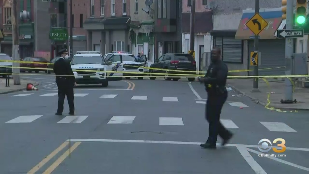 3 Men Injured Following Shooting Outside Illegal After-Hours Club In North Philadelphia, Police Say