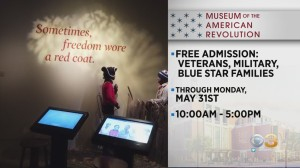 Museum Of The American Revolution Honoring Military This Memorial Day Weekend