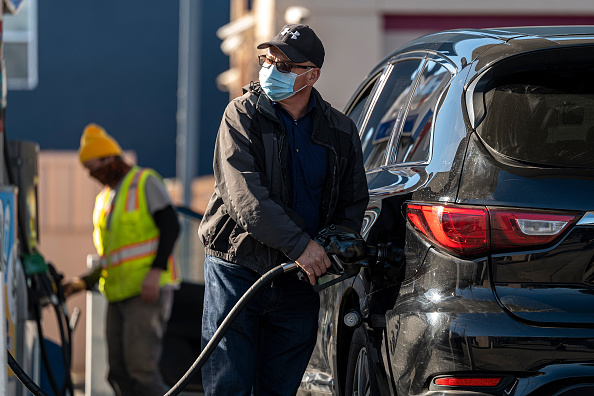Gas Shortage? Panic Buying Over Fuel Pipeline Shutdown Sparks Long Lines At FL Gas Stations