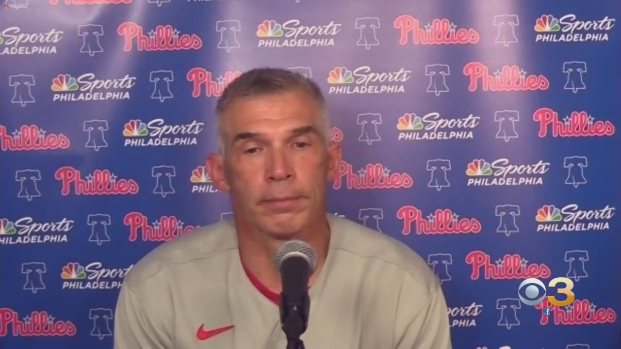 WATCH: Phillies Manager Joe Girardi Gets Testy With Media Asking Questions About Dust-Up With Jean Segura In Dugout Sunday