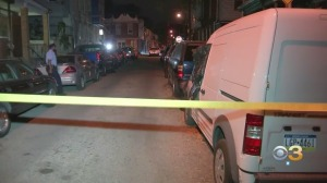 Man Shot In Mouth In Germantown