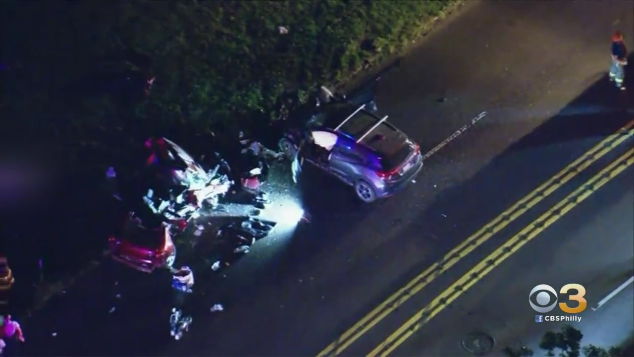 3 Teens Killed, 2 Other People Injured After Car, SUV Collide On Kelly Drive