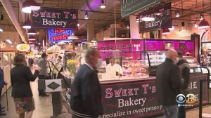 Black-Owned Bakery 'Sweet T's' Opens At Reading Terminal Market