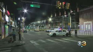 Man Shot Multiple Times, Killed In Frankford; 1 Person Taken Into Custody