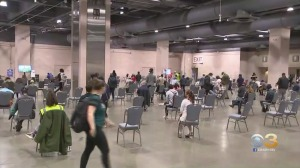 FEMA Handing Reigns Of COVID-19 Vaccine Site At Pennsylvania Convention Center Over To Philly Health Department