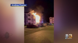 7 People Rescued From Apartment Fire In Delran Township, New Jersey