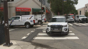 Barricade Situation Declared After Homicide Suspect Seen Going Into Apartment Building In Spring Garden