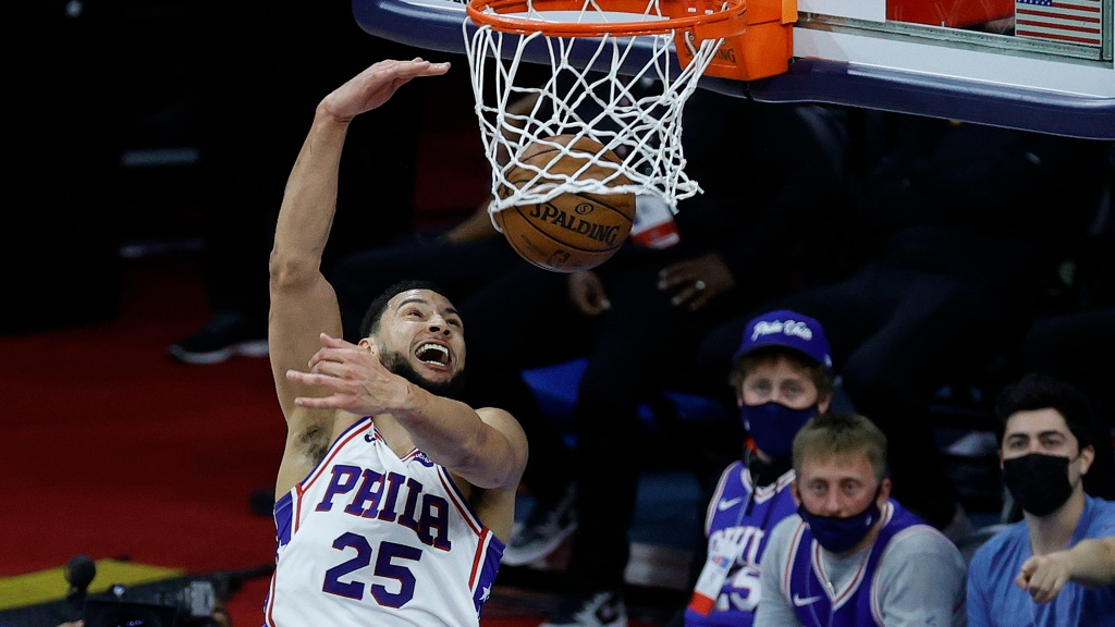 Sixers Lose, 103-96, To Hawks In Game Seven Of Eastern Conference Semifinals