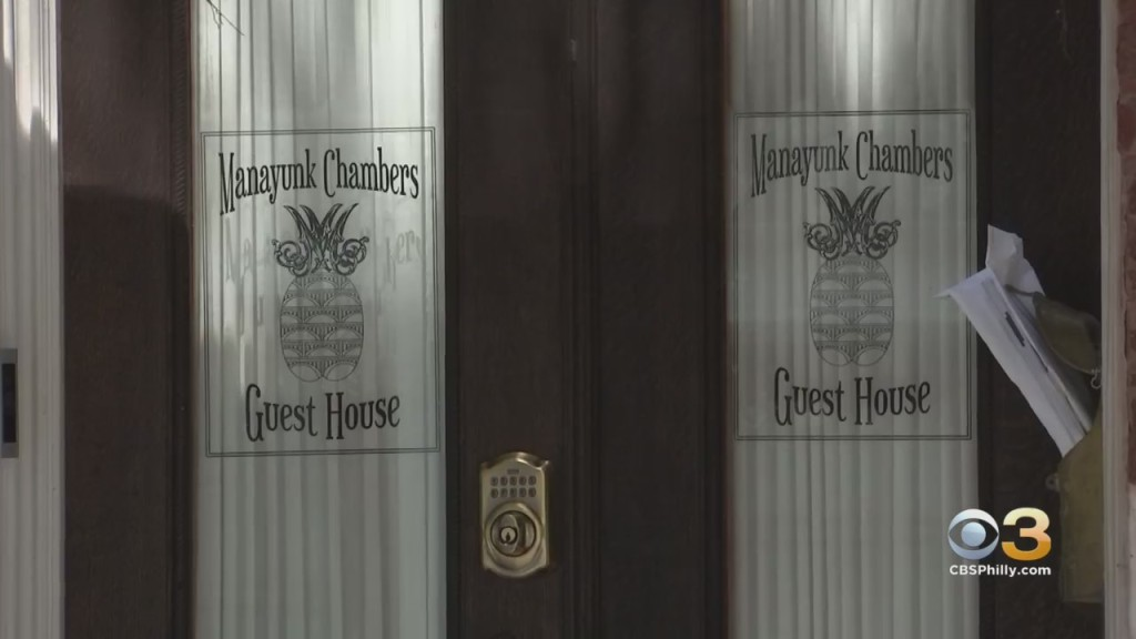 Open For Business: Manayunk Chambers Guest House In Manayunk Can Be Anyone's Home Sweet Home