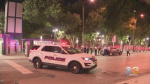 Man Critically Injured After Shot On Temple University's Campus In North Philadelphia