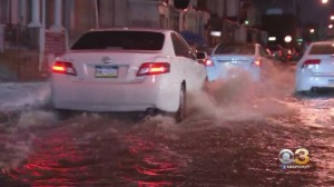Several People Rescued, Cars Stranded Following Overnight Storms And Flash Flooding Across Region