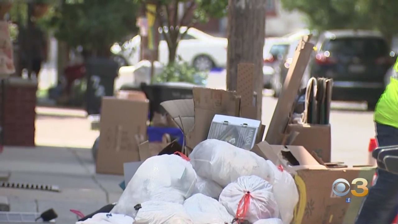What's Behind Philadelphia's Trash Pickup Delays, And What's Being Done To Address Issue?