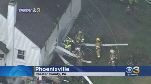 8 Houses Evacuated, Phoenixville High School Asked To Shelter-In-Place Due To Nearby House Fire