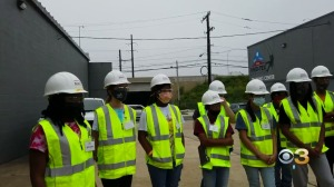Brotherly Love: MyWIC Day Camp Helping Break Down Barriers In Male-Dominated Construction Industry