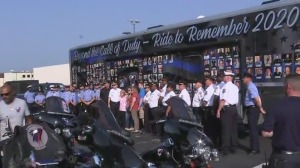 'End Of Watch Ride To Remember': Motorcycle Ride Honoring Fallen Officers Makes Stop In Philadelphia
