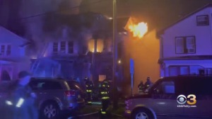 2-Alarm Duplex Fire In Mercer County Kills 1 Person, Injures 4 Others